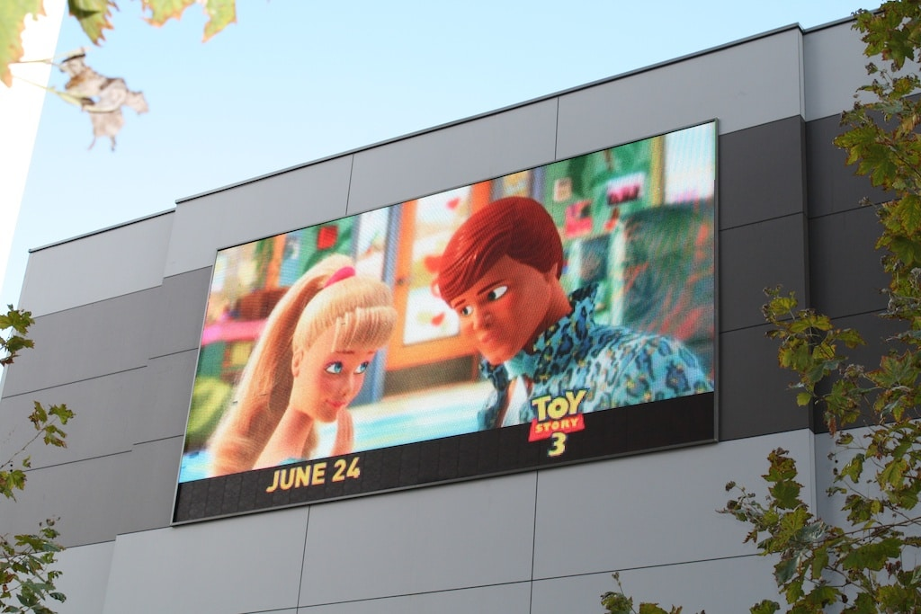 Outdoor Led Screens S Tech Group
