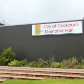 Outdoor RGB Screen for City of Cockburn
