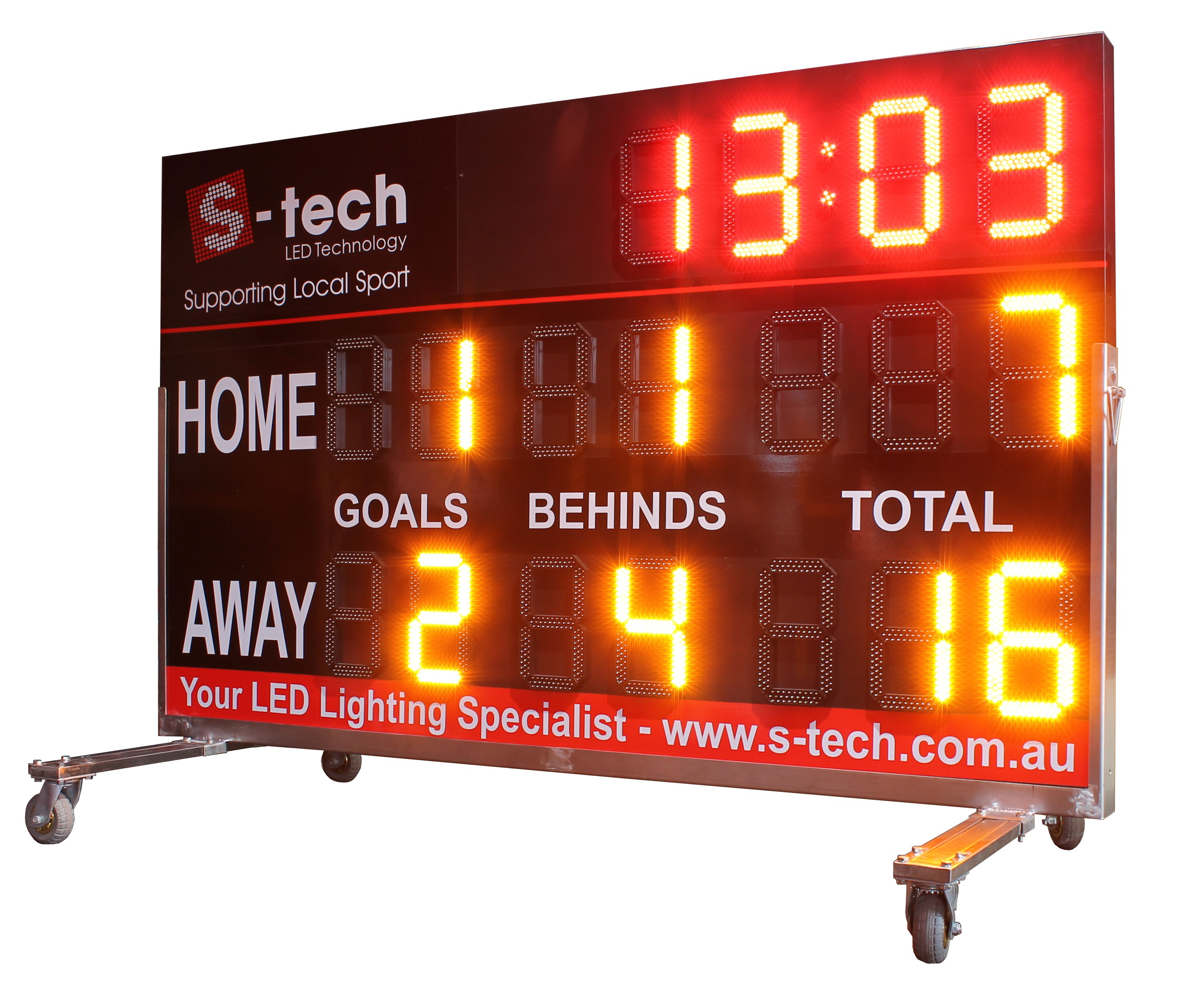 Led Scoreboards S Tech Group