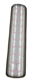 2ft LED Grow Lights  _on