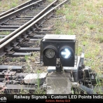 LED Railway Signals - LED Points Indicator for web